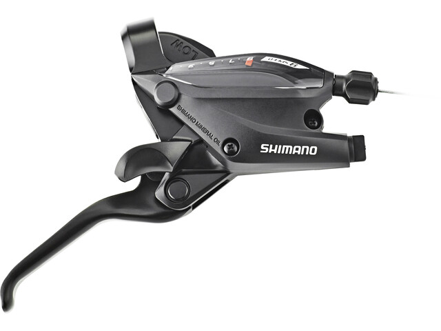 Shimano ST-EF505 Gear/Brake Lever right 9-fold black